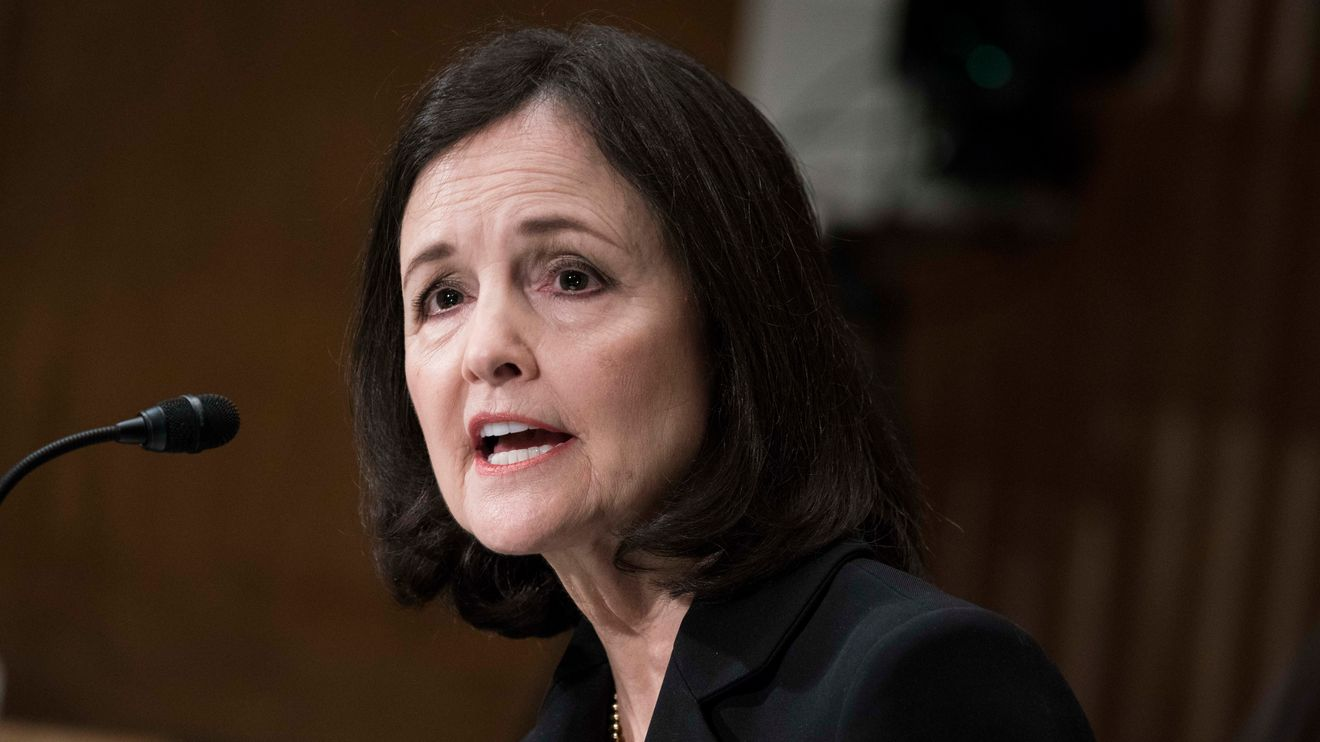 Judy Shelton's Fed confirmation in doubt as a third Republican ...