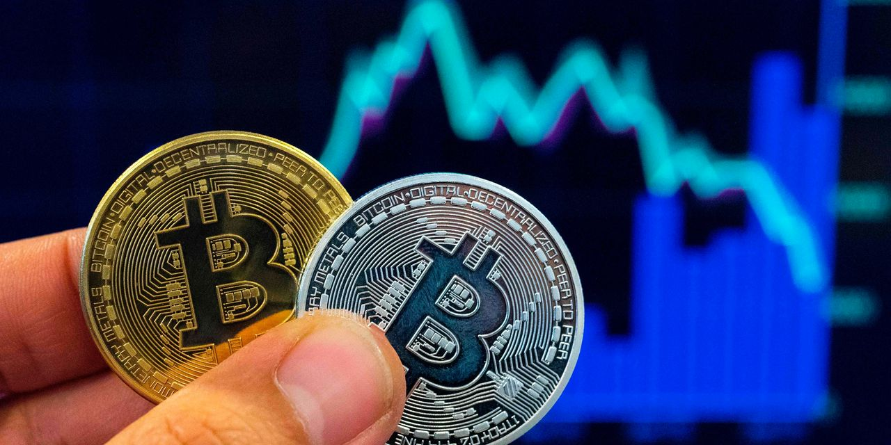 Bitcoin surges to 10,000, could surpass $15,000, digital-currency experts say