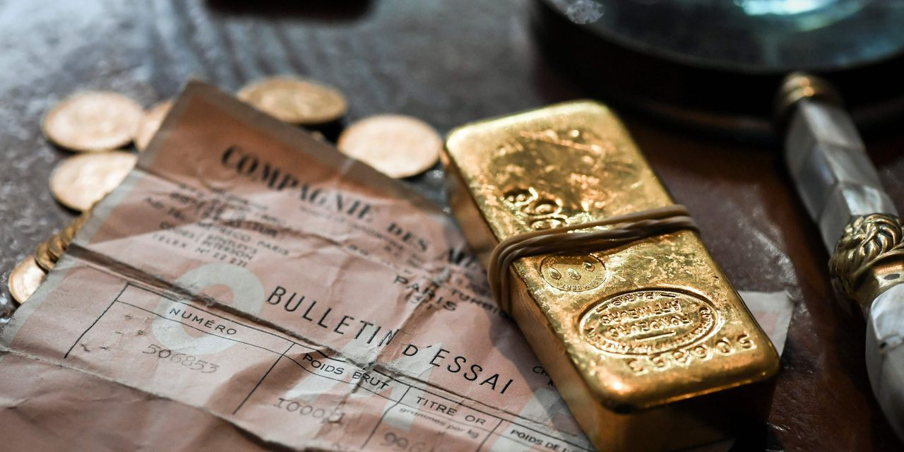 Gold has 'no role' in portfolio of wealthy clients, says Goldman manager