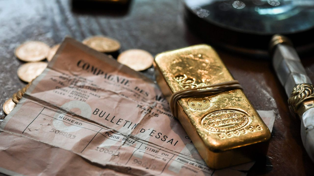 Gold Has No Role In Portfolio Of Wealth Clients Says Goldman Manager Marketwatch