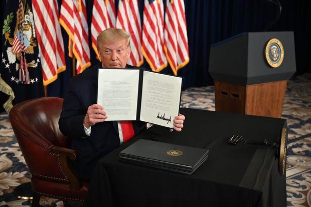 Europe Markets: European stocks rise after Trump unilaterally extends jobless benefits