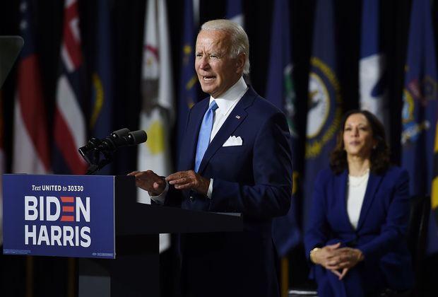 Associated Press: Biden raises $26 million in 24 hours after naming Harris his running mate