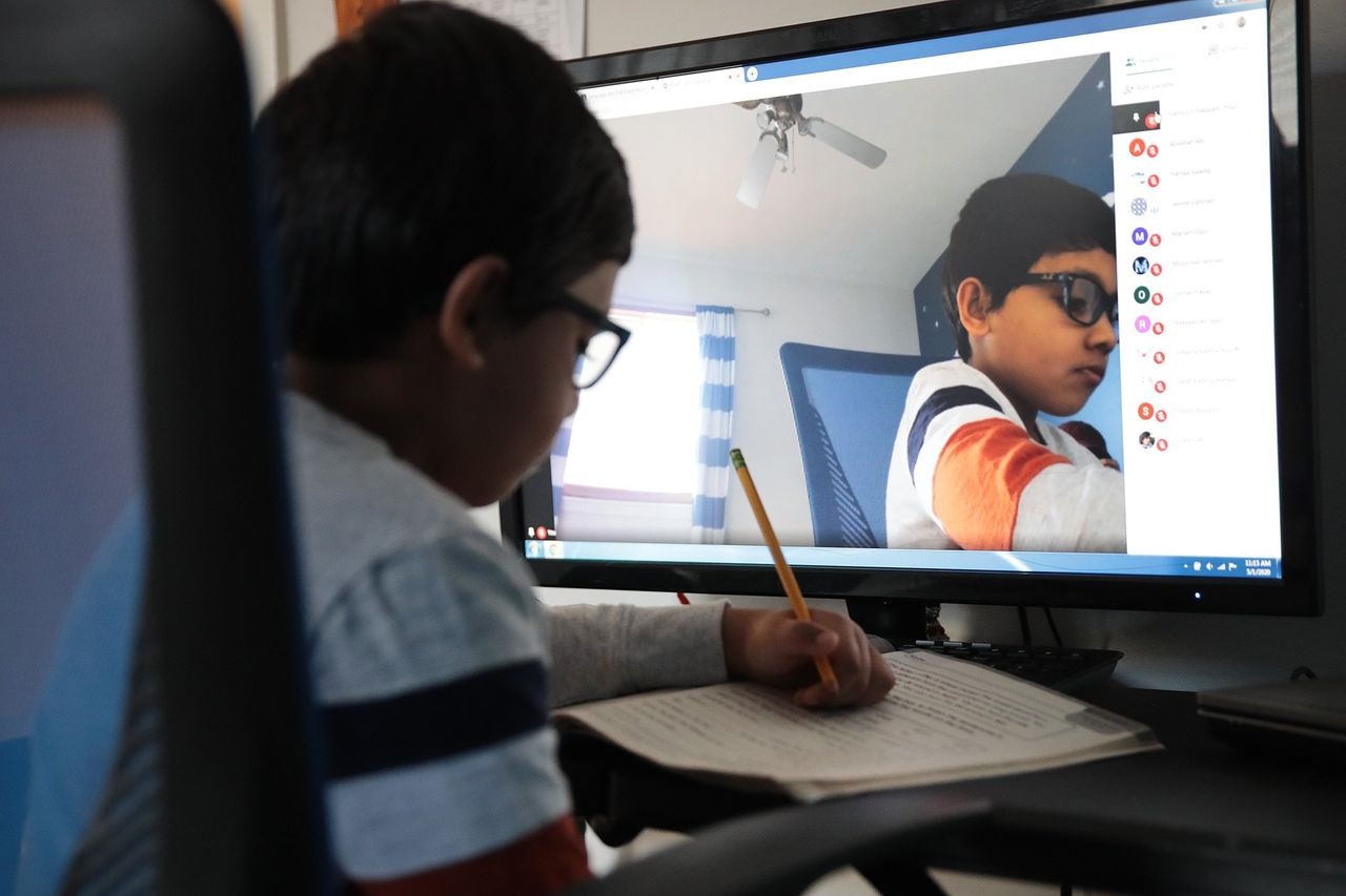 The Conversation: As more schools rely on virtual classrooms, here's how to better engage kids