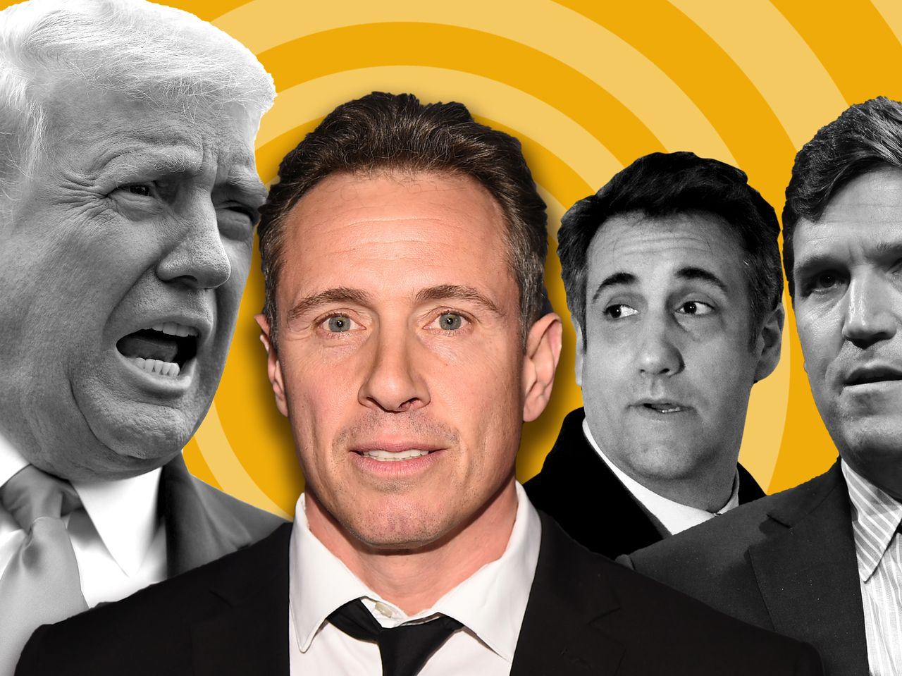 Trump Calls On Cnn To Fire Host Chris Cuomo Following Unsubstantiated Claim By Fox S Tucker Carlson Marketwatch