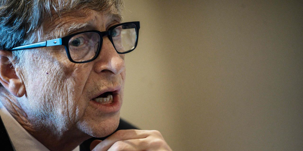 Bill Gates says Trump's partial travel ban made the coronavirus pandemic worse