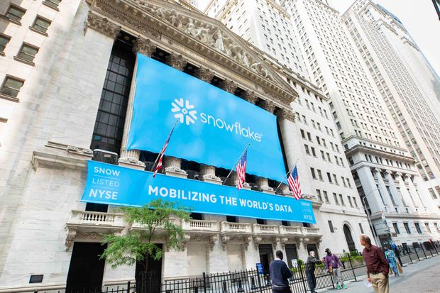 Snowflake IPO surge makes it the priciest tech stock by a ...New Ipo Snowflake