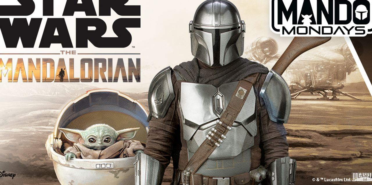 Disney launching 'Mando Mondays' for 'Mandalorian' products as second season airs