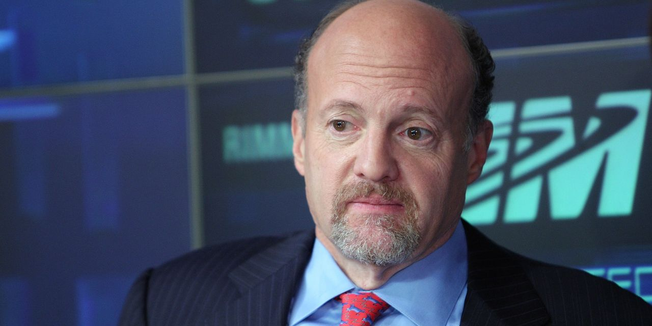 CNBC's Jim Cramer says enough is enough: 'This is the beginning of the end of the selloff'