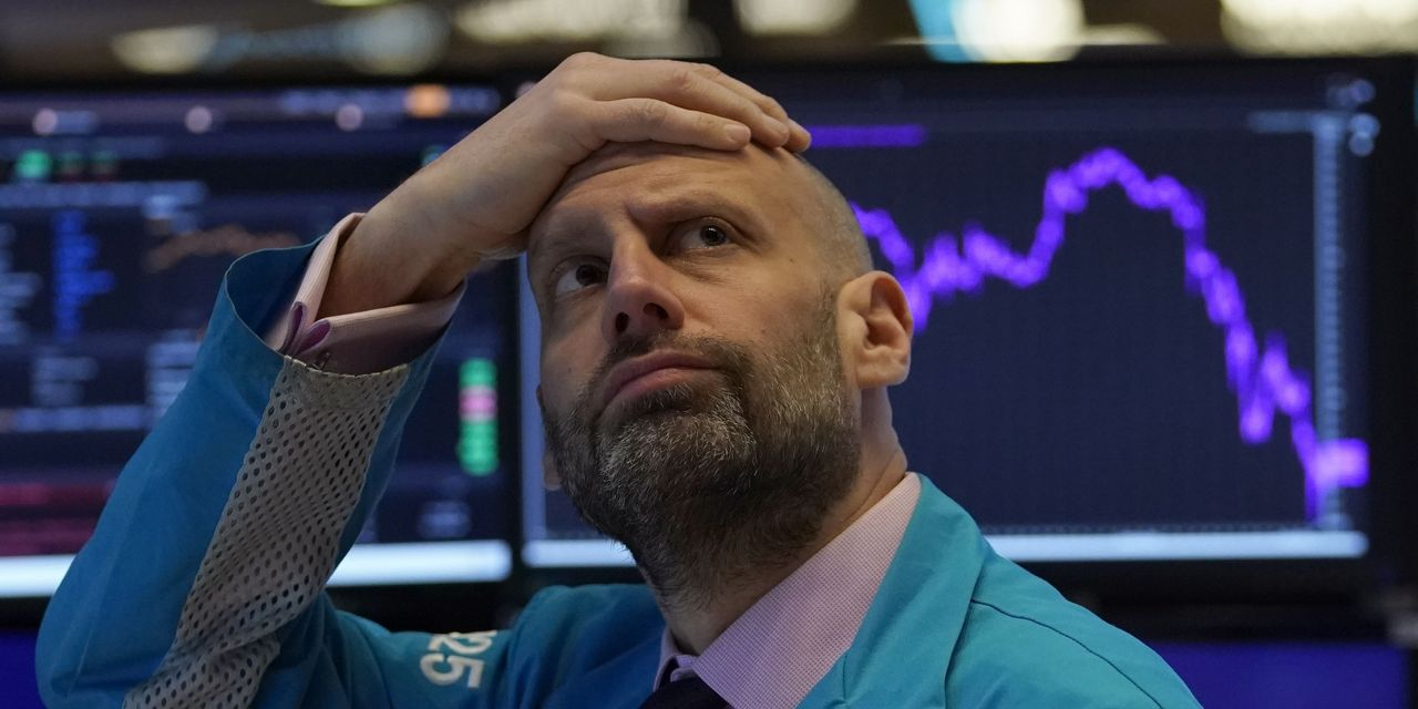 Stock-market 'anxiety will only intensify over the next 60-90 days' warns expert who profited in 1987 and 2008 crises