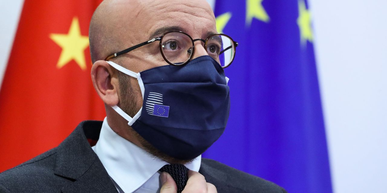 EU summit postponed over COVID-19 fears as European Council President goes into quarantine