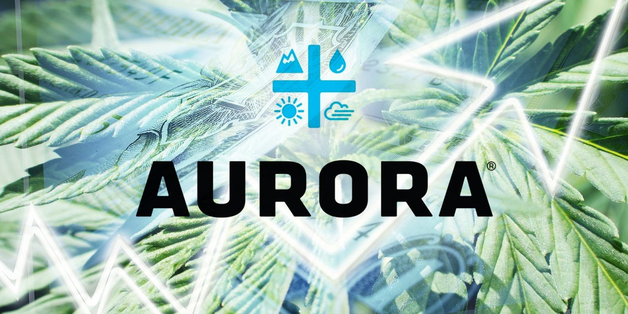 Aurora Cannabis lost more than C$3 billion in a chaotic year and the stock is falling