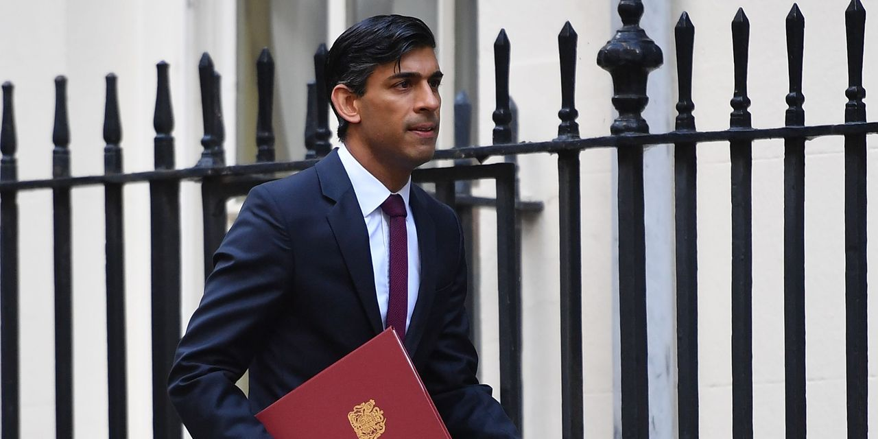 Economists and businesses react as U.K. Chancellor Sunak unveils emergency jobs program