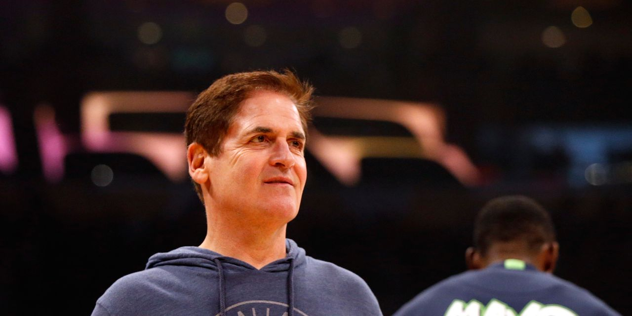 Mark Cuban wants the government to give every American a check for $1,000 every two weeks