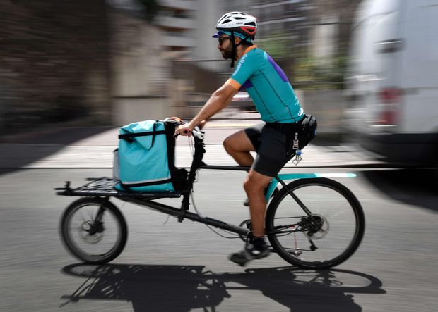Amazon-backed food delivery startup Deliveroo could be heading toward a 2021 IPO, Bloomberg reports 3