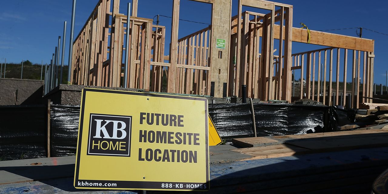 'We only want to start a home that we know will get paid for when it's completed.' KB Home CEO Jeffrey Mezger on his approach to the home-building boom