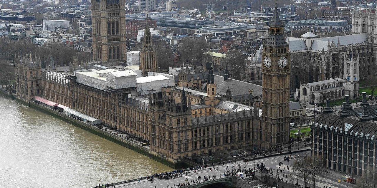 2 significant times the U.K. government intervened in takeovers