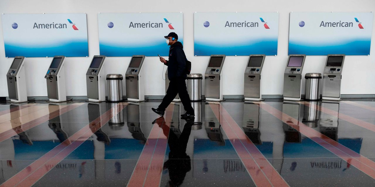 American Airlines to furlough 19000 workers as aid program set to expire – MarketWatch