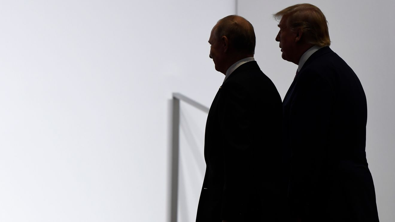 Vladimir Putin isn't ready to recognize Joe Biden as the next president, says relations between Moscow and Washington are 'already ruined'