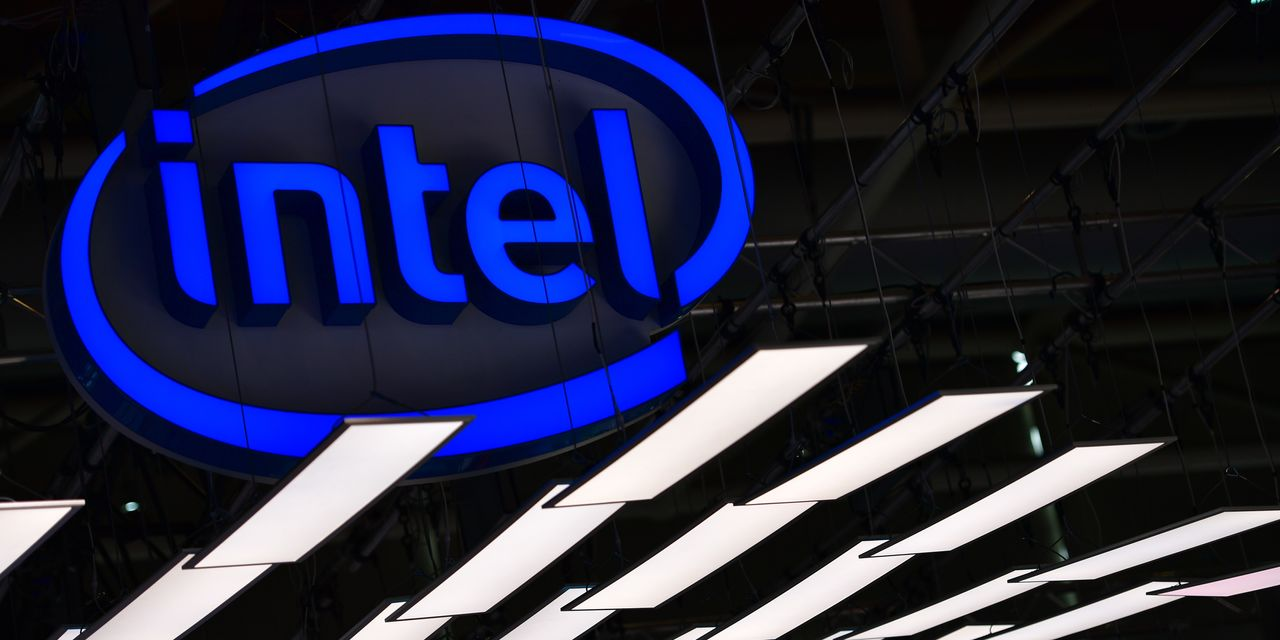 Intel stock rallies 7% as earnings results released early