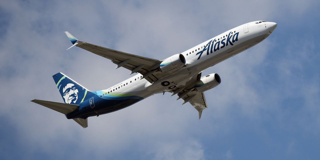 Image of article 'Alaska Air forecasts 40% capacity cuts in Q4, more cuts into 2021'
