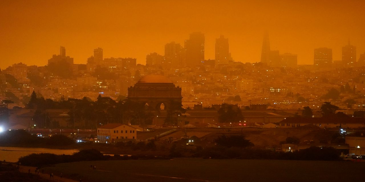 Millions of people have been exposed to hazardous pollution from wildfire smoke