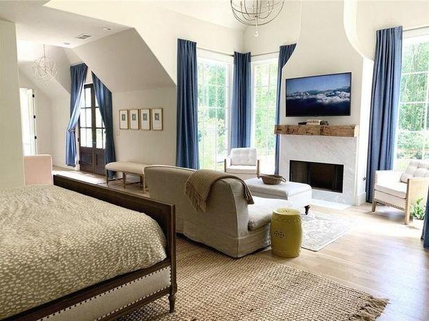 Take a look inside NBA All-Star Vince Carter's new $6.7 million Atlanta mansion