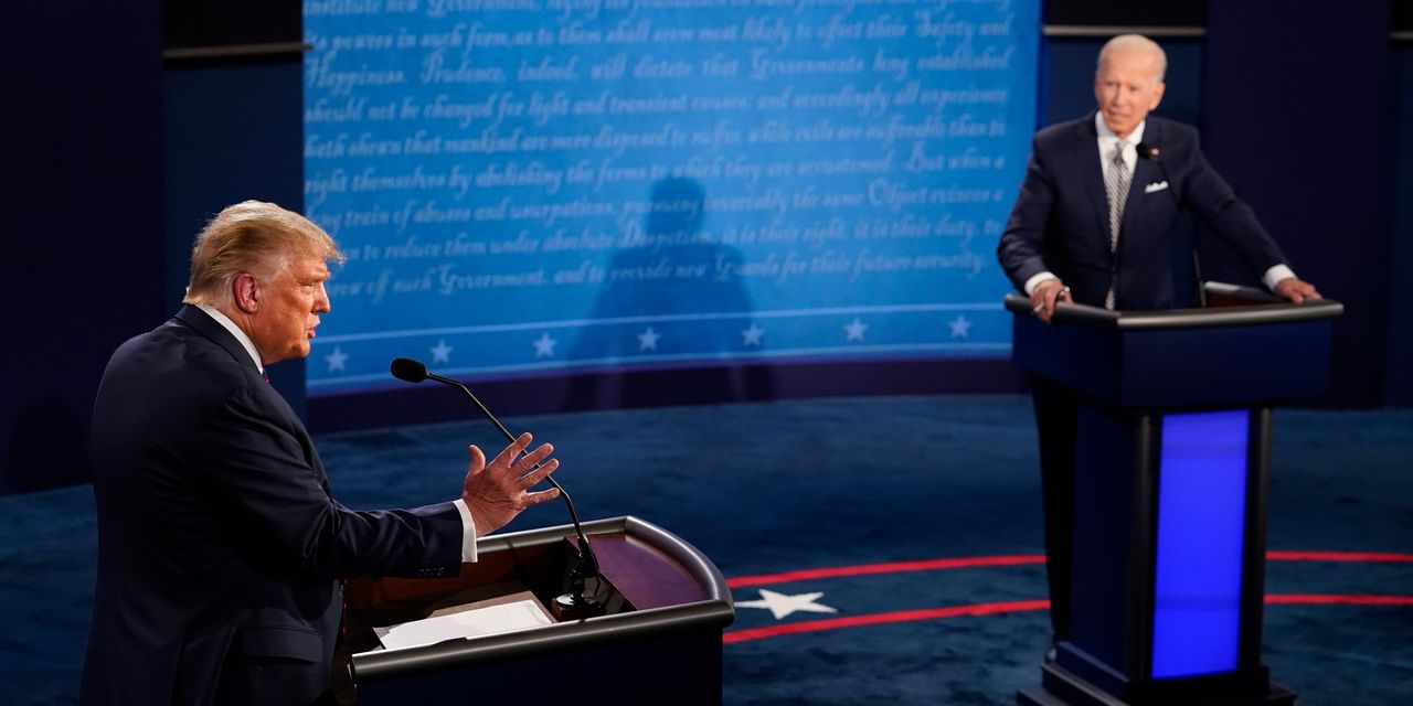 Climate change and COVID-19 to feature in final debate between Trump and Biden — when and where to watch