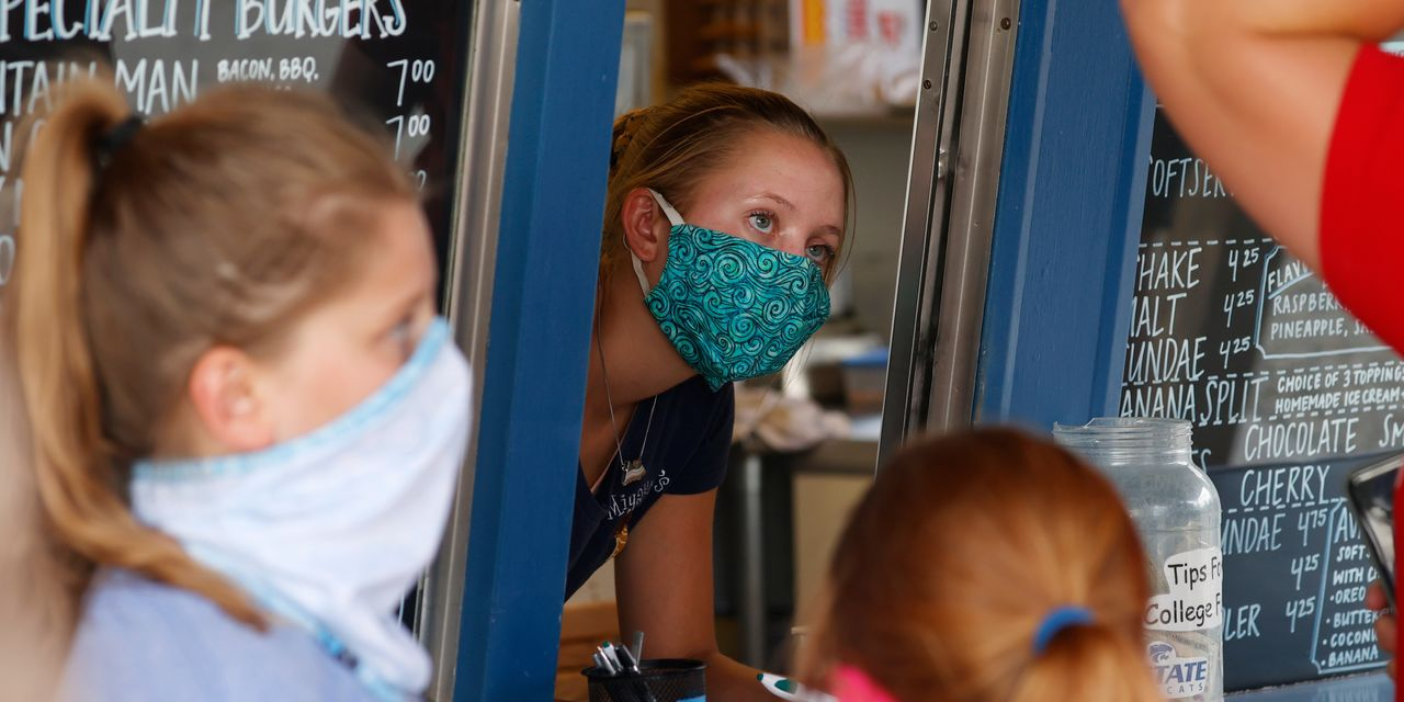 1 in 4 U.S. workers have considered quitting due to pandemic worries