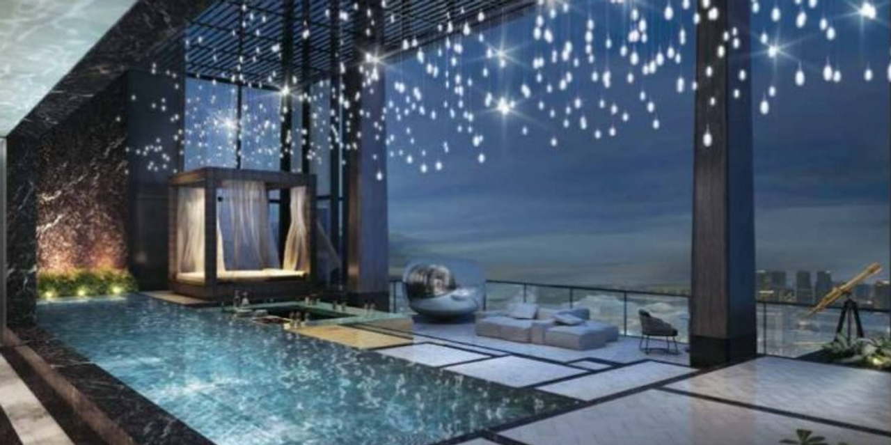 British billionaire had to knock millions off his Singapore luxury penthouse to sell it