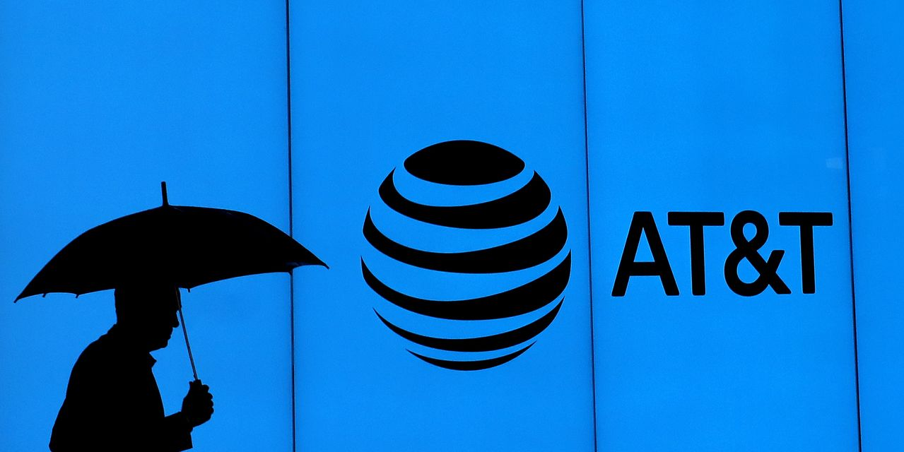 AT&T stock notches worst losing streak since 2010 amid fears of iPhone subsidies' effects on earnings