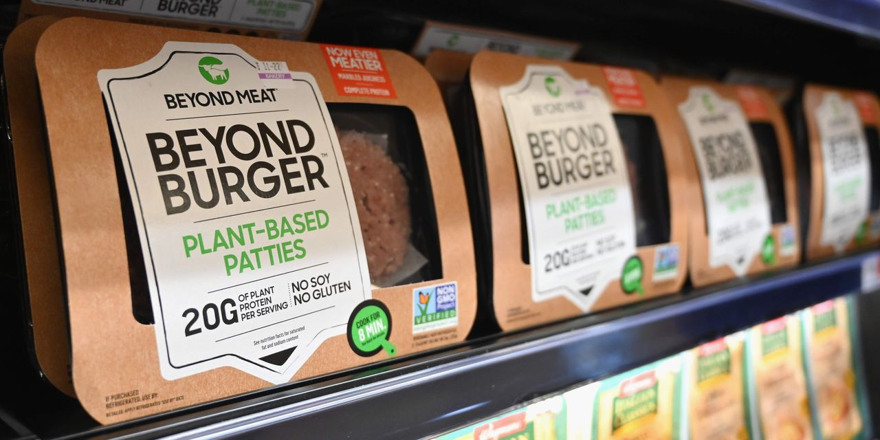 Beyond Meat lands deals with McDonald's, KFC, Taco Bell and Pizza Hut; stock surges despite lukewarm earnings
