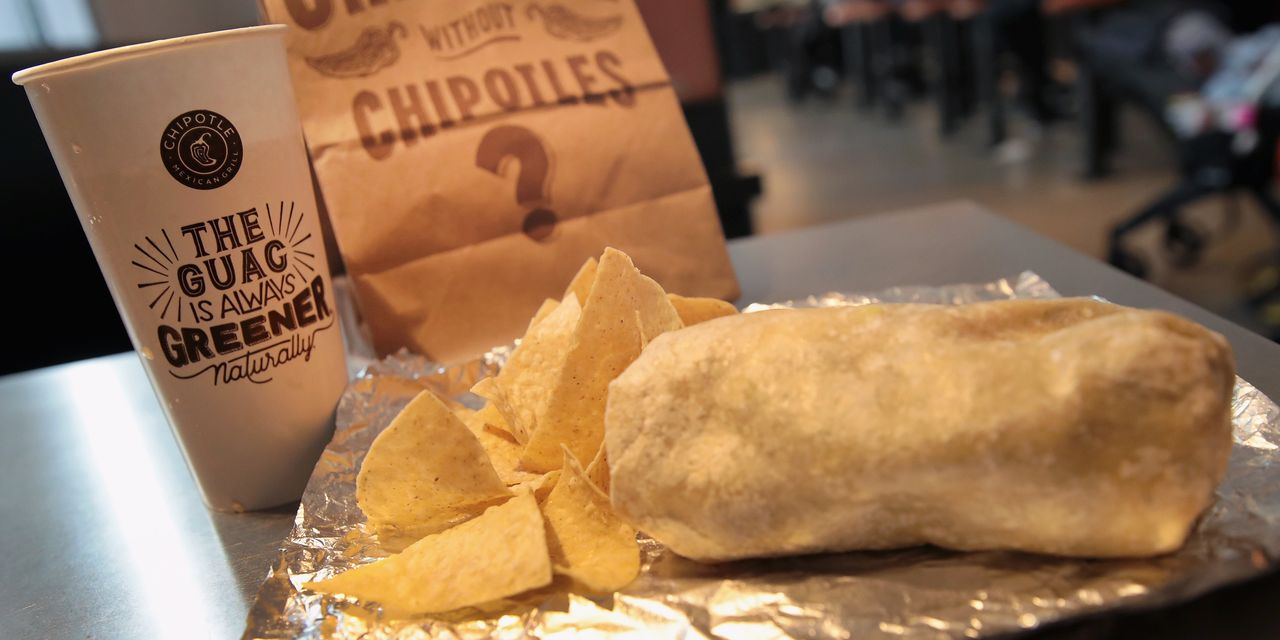 Chipotle earnings preview: Carne asada was back on the menu, and digital and delivery are sales drivers, analysts say