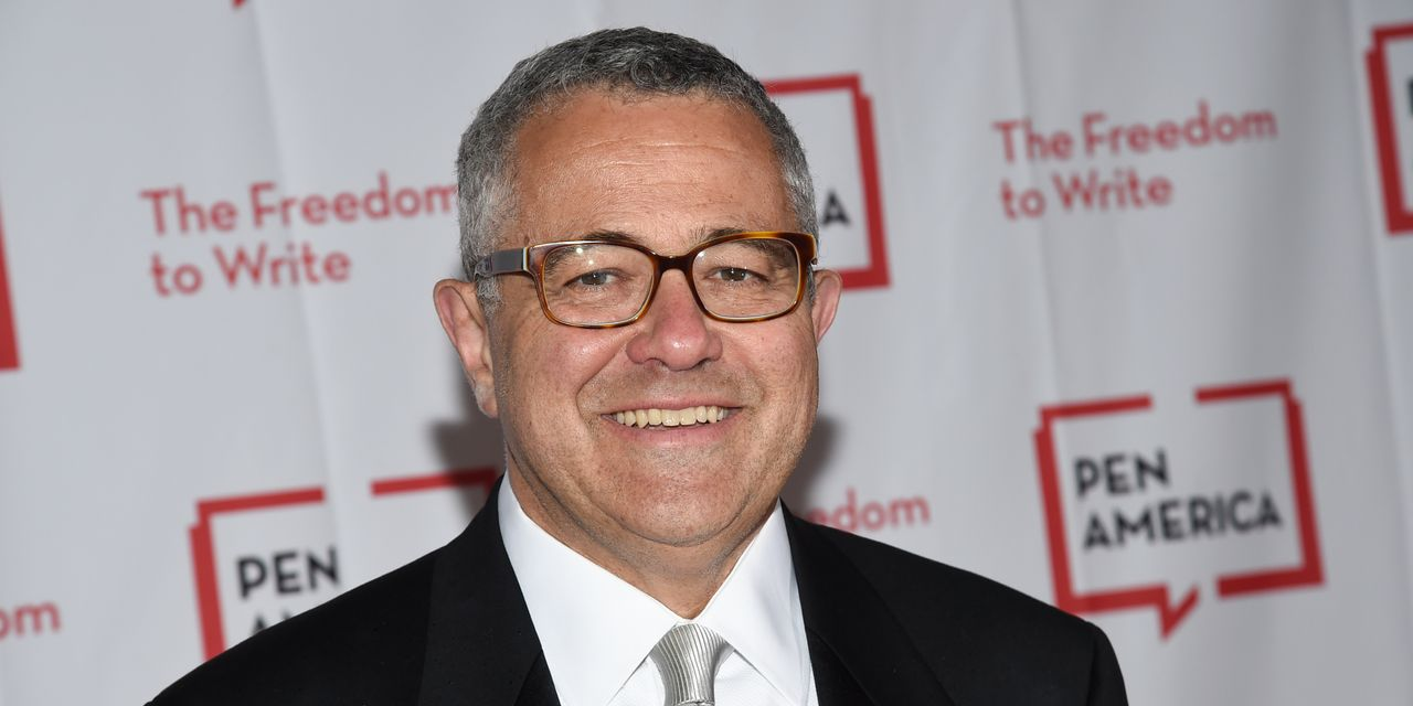 Jeffrey Toobin suspended from New Yorker, steps away from CNN after Zoom incident