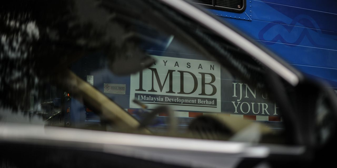 Goldman to settle Justice Department's 1MDB probe for more than $2 billion: report