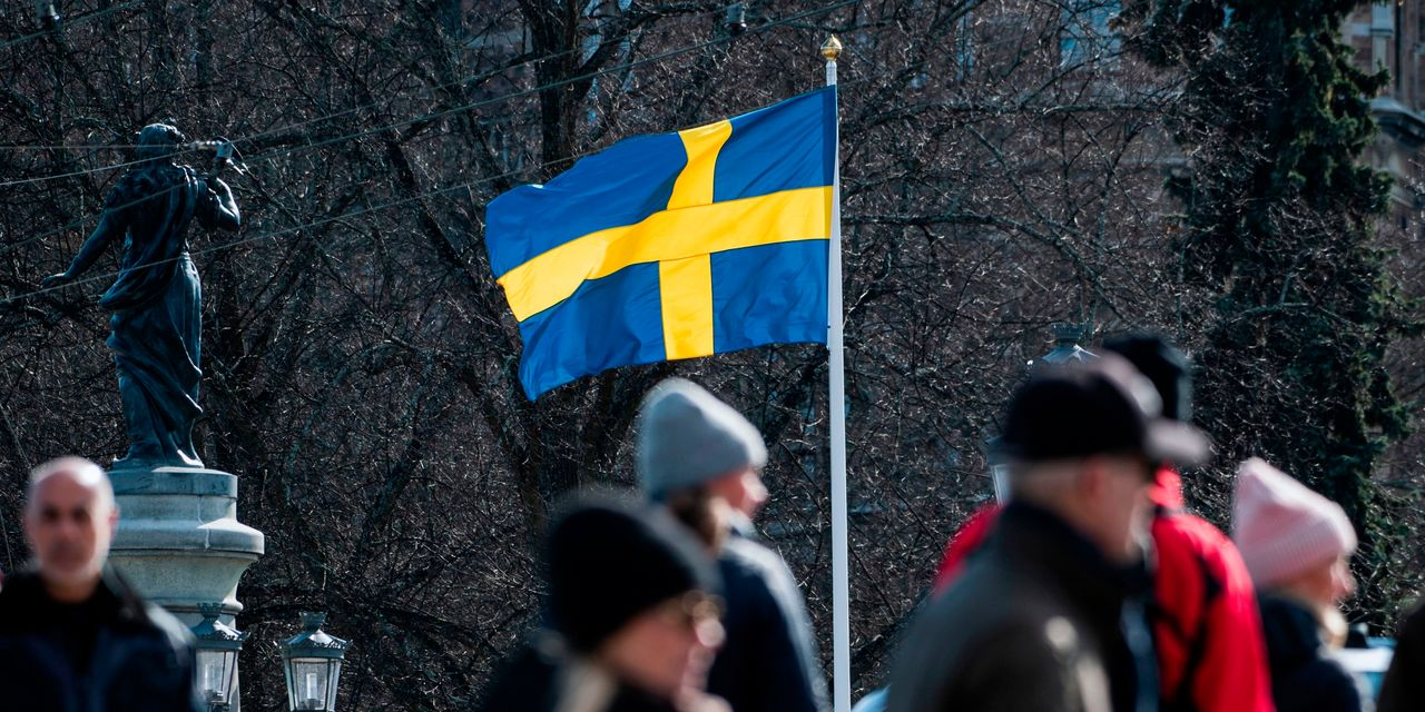 Sweden prepares to join the rest of the world with lockdowns — but they are voluntary