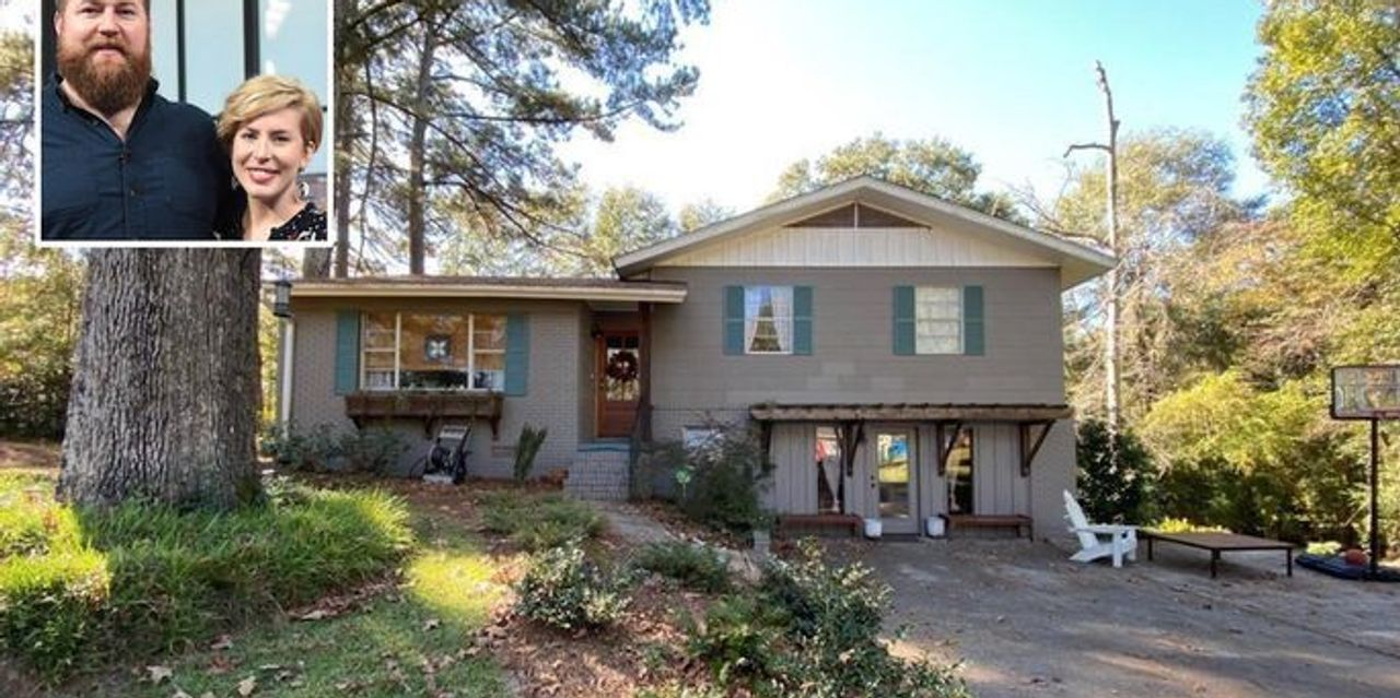 This Mississippi house from HGTV's 'Home Town' is on the market for $210,000