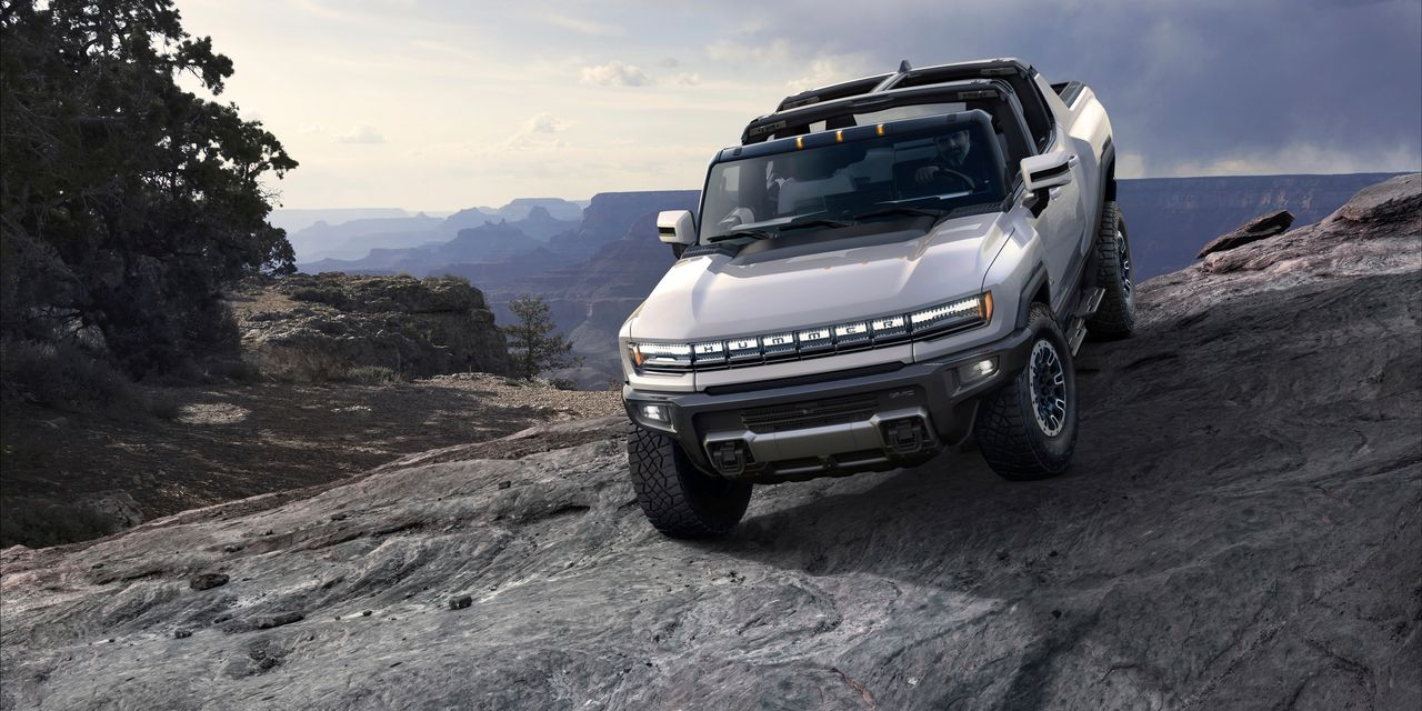 GM rolls out electric Hummer, as battery-powered pickups gain traction