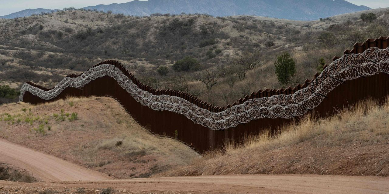 This is what Trump was talking about when he said 'coyotes' were taking children across the border