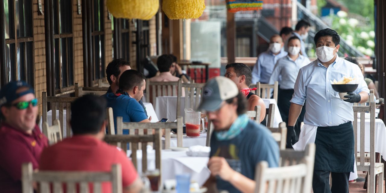 'There is a really positive feeling of hope.' New restaurants are opening — with an eye on safety