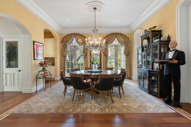 Take a look inside Kiss frontman Gene Simmons' $22 million Beverly Hills estate