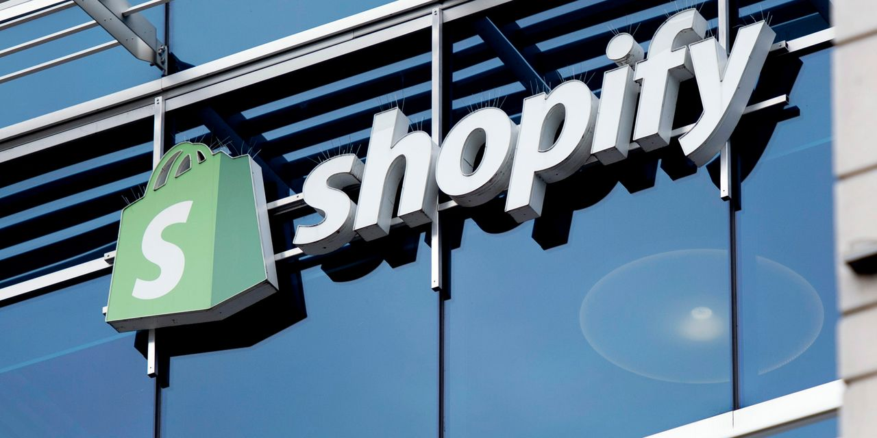 Shopify revenue nearly doubles as company benefits from e-commerce wave amid pandemic
