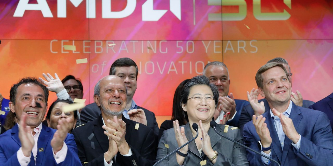 Question not whether AMD can take market share from Intel, but just how much
