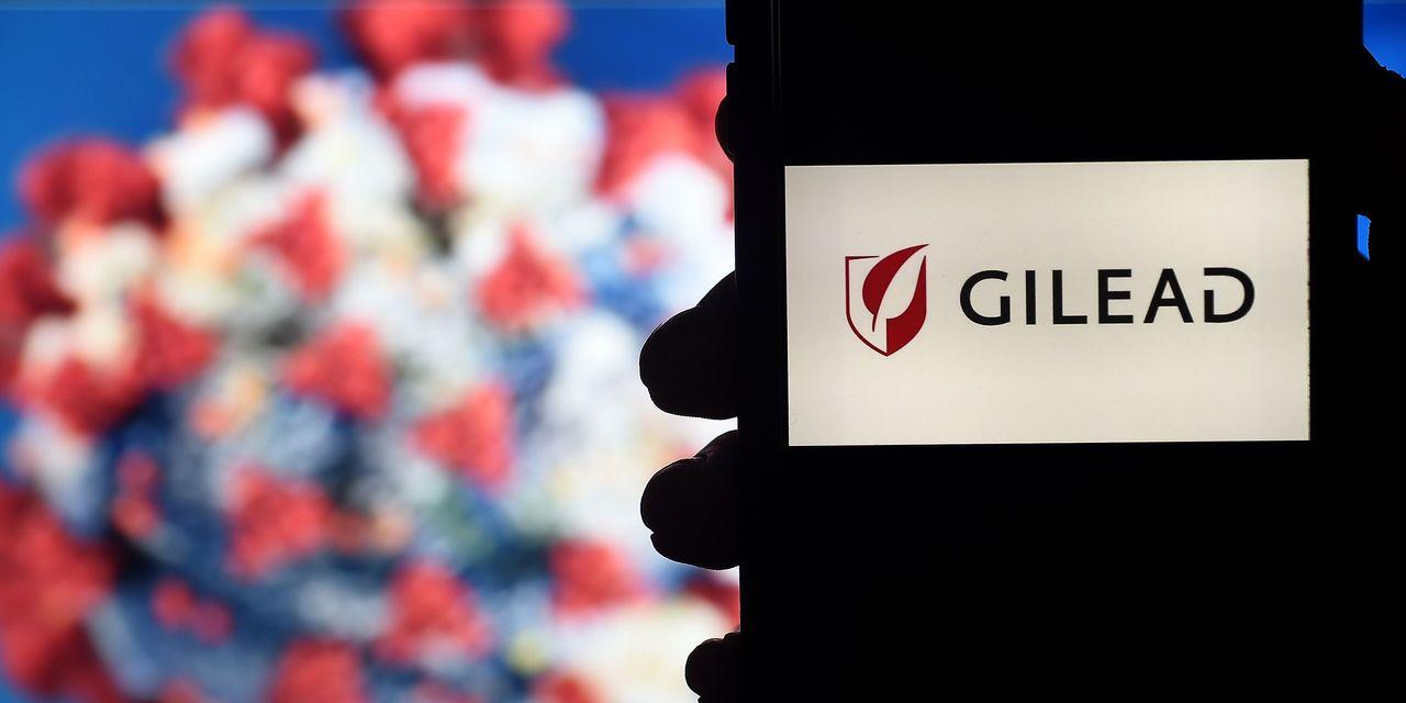 Sales of Gilead's COVID-19 drug top $800 million