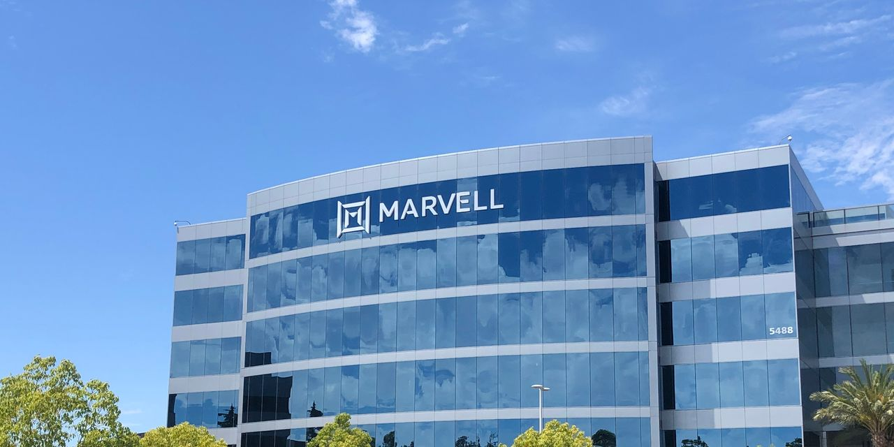 Marvell stock declines on in-line earnings