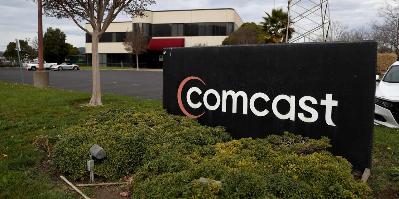 Comcast stock rises after 'astounding' growth in cable