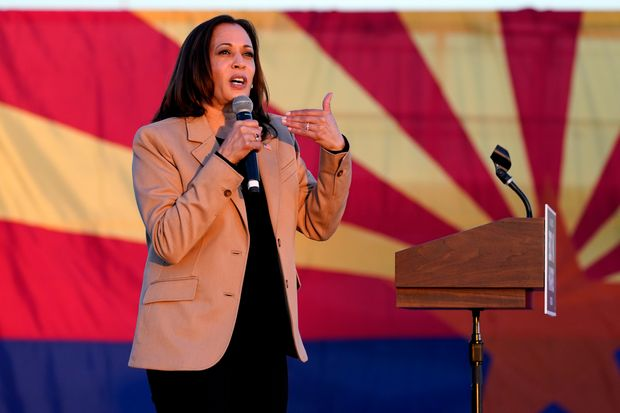 Kamala Harris Target Of More Misinformation Than Mike Pence Data Shows Marketwatch
