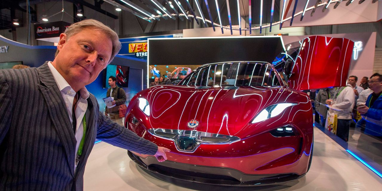 : Fisker, QuantumScape join 'buy' list at Morgan Stanley