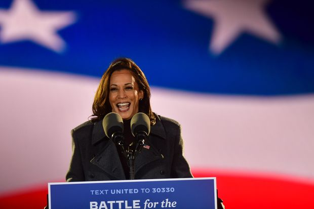 Why Kamala Harris As America S First Female Vice President Completely Disrupts The Status Quo Marketwatch