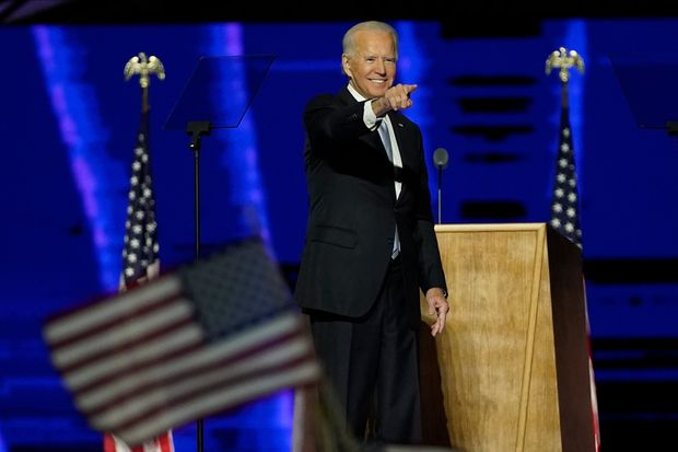 Nationals invite Biden to throw first pitch on Opening Day