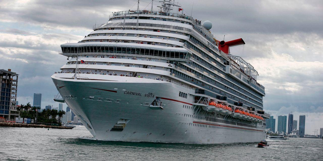 Carnival Royal Caribbean shares skyrocket as potential for COVID-19 vaccine spark record rallies – MarketWatch